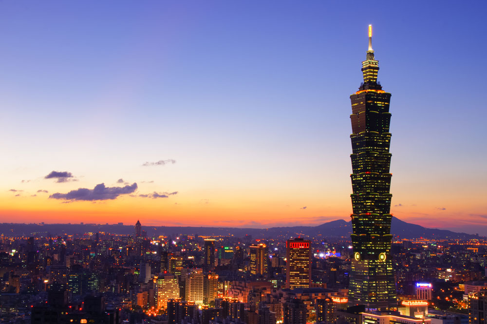 Why Us - Why visit Taipei?