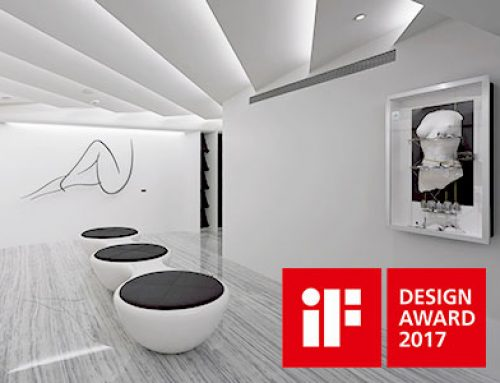 WiSh Clinic Winning the 2017 German iF Design Award
