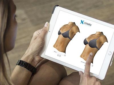 Crislax 3D system