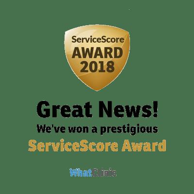 2018 whatclinic award